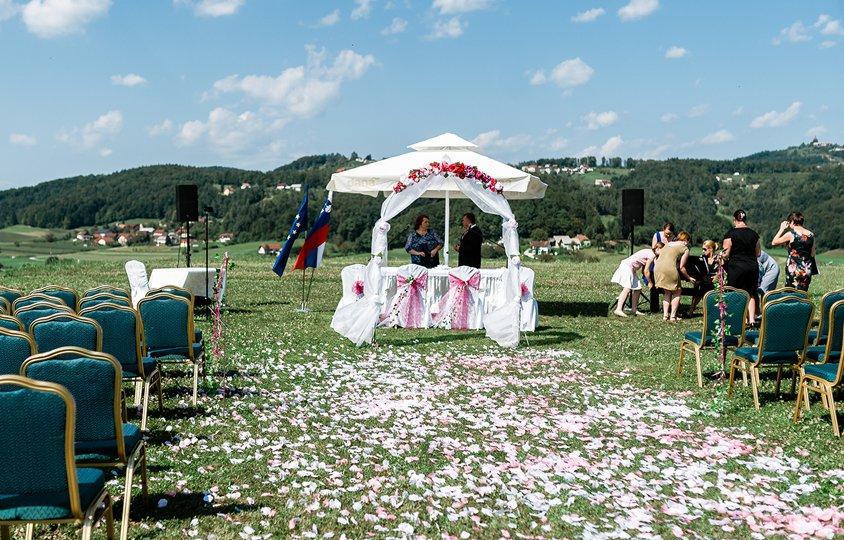 Poročni obredi